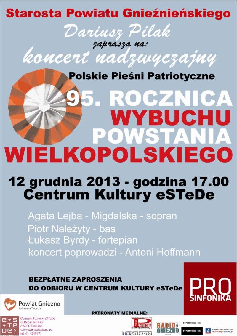Powiat Gniezno Tu Powstała Polska